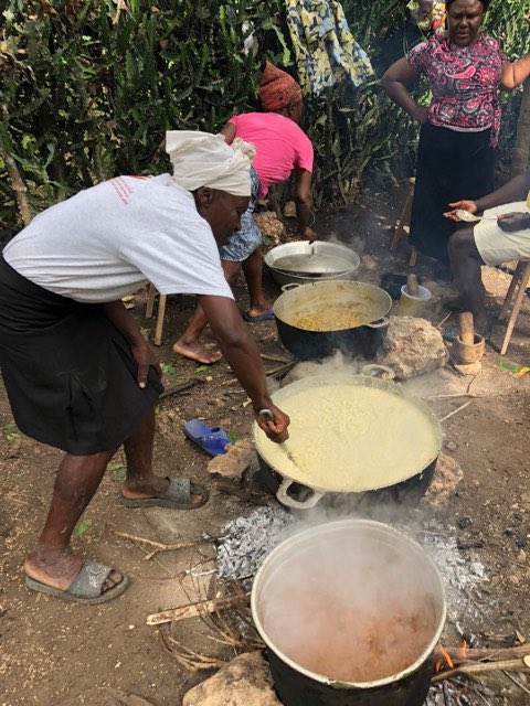Dear Donald: I'm in Haiti which, as far as i can tell, is a country filled with dignified people trying to figure out how to survive in a world dominated by US-led policies designed to keep poor people poor. It's also beautiful. And the food is great. And you're a shithead.