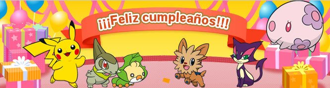 Happy birthday director and producer , and I love your Pokémon games , greetings from Chile