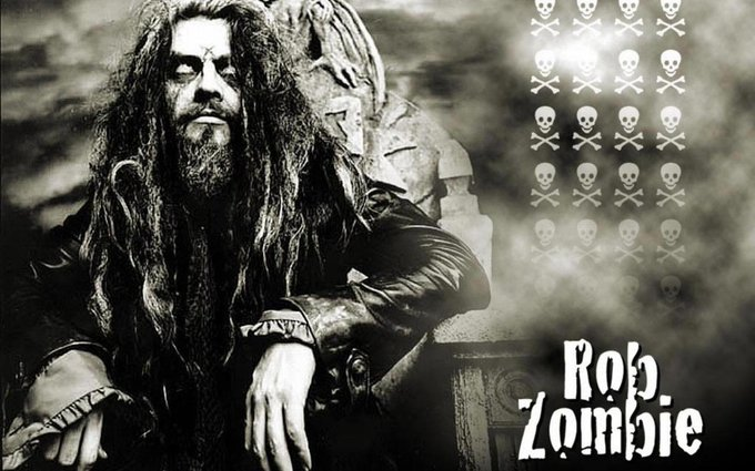 Happy birthday to Rob Zombie!!! Love his music and movies