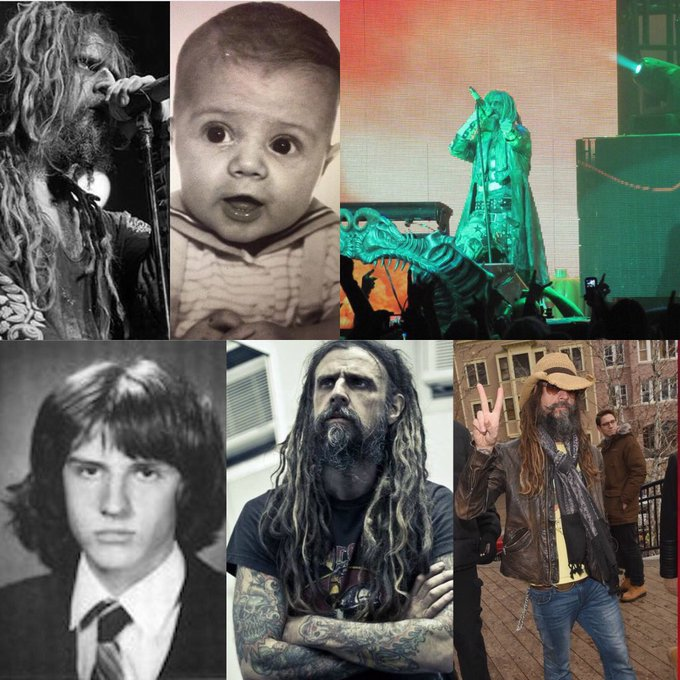 Happy Birthday to the freaking amazing dude!! Rob Zombie you make 53 look good!!