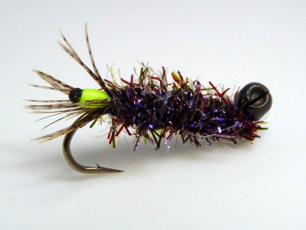 Video: Tying a simple nymph with Semperfli materials – Semperfli Fly ...