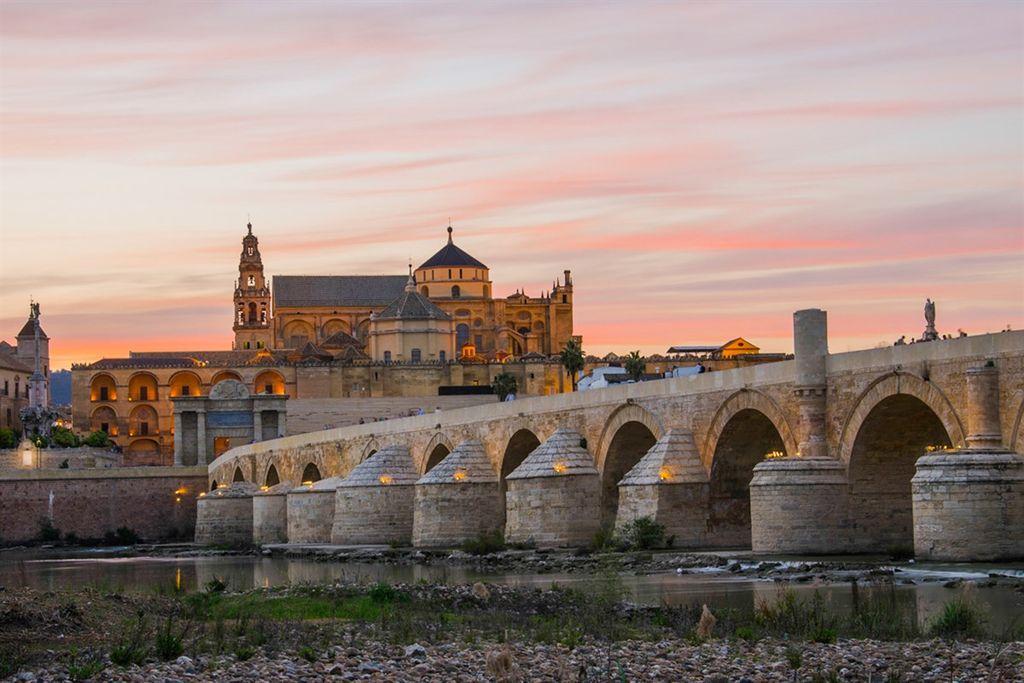 No te pierdas un atardecer en #Córdoba....