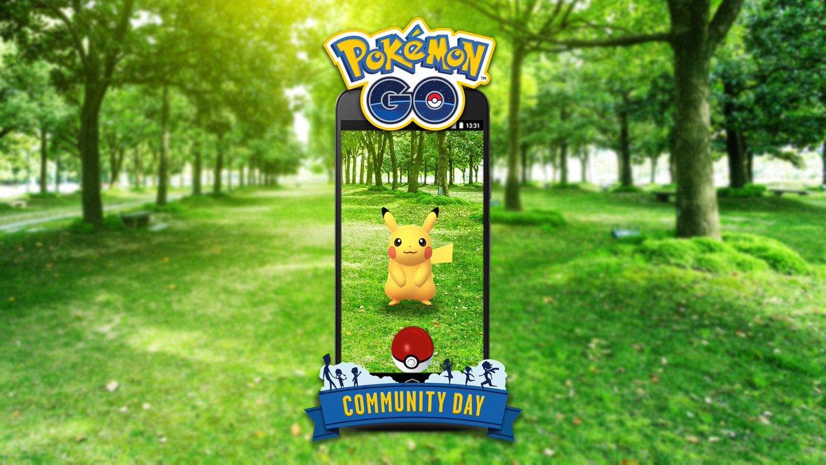 「Pokémon GO コミュニティ・デイ」ゲーム内イベントを1月20日(土)に...