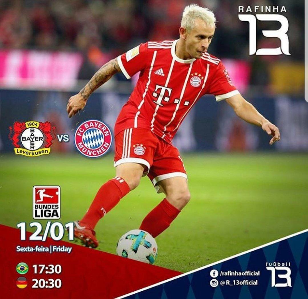 @Bundesliga_DE is back!! #MiaSanMia #FCB...