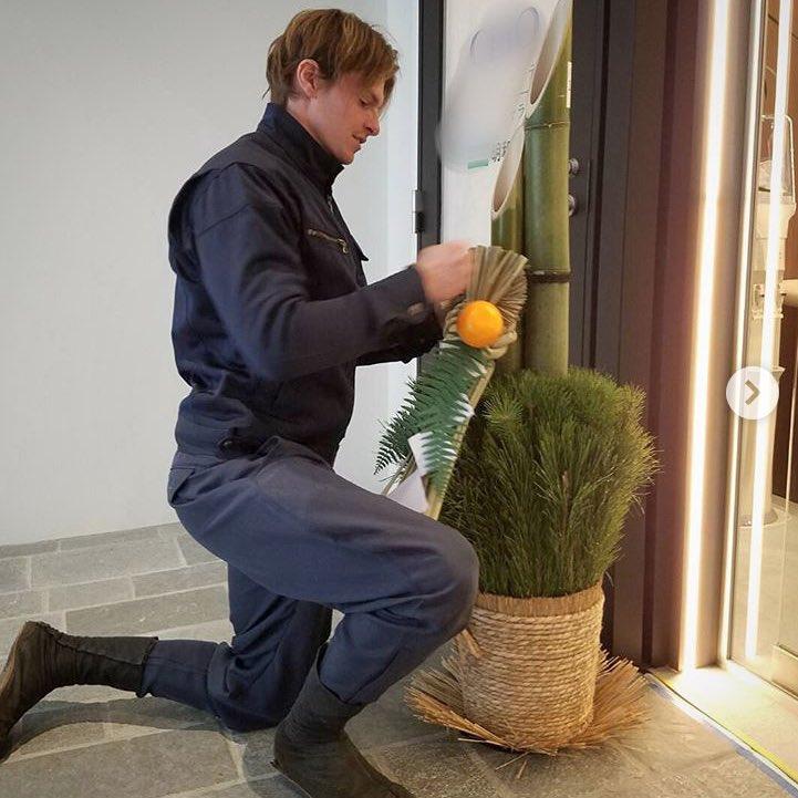 今NEWSの番組にゲスト出演されていた庭師の村雨辰剛さん、すごい。スウェーデン人の方で、日本に帰化し…