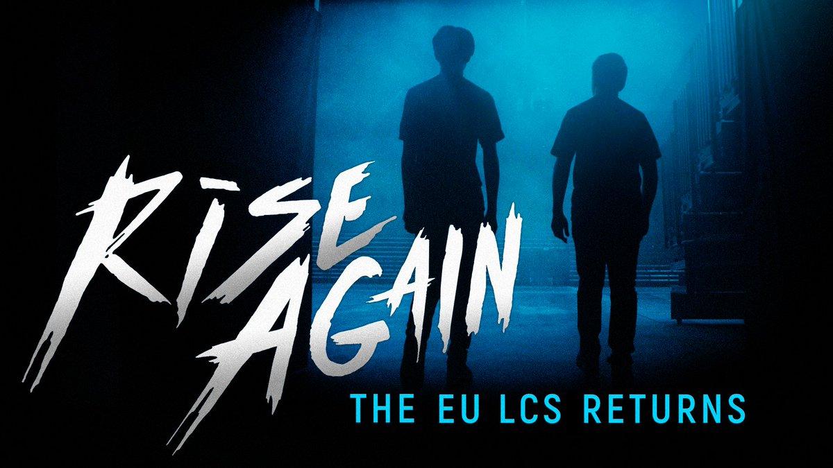 #EULCS Spring 2018: Rise Again https://t...