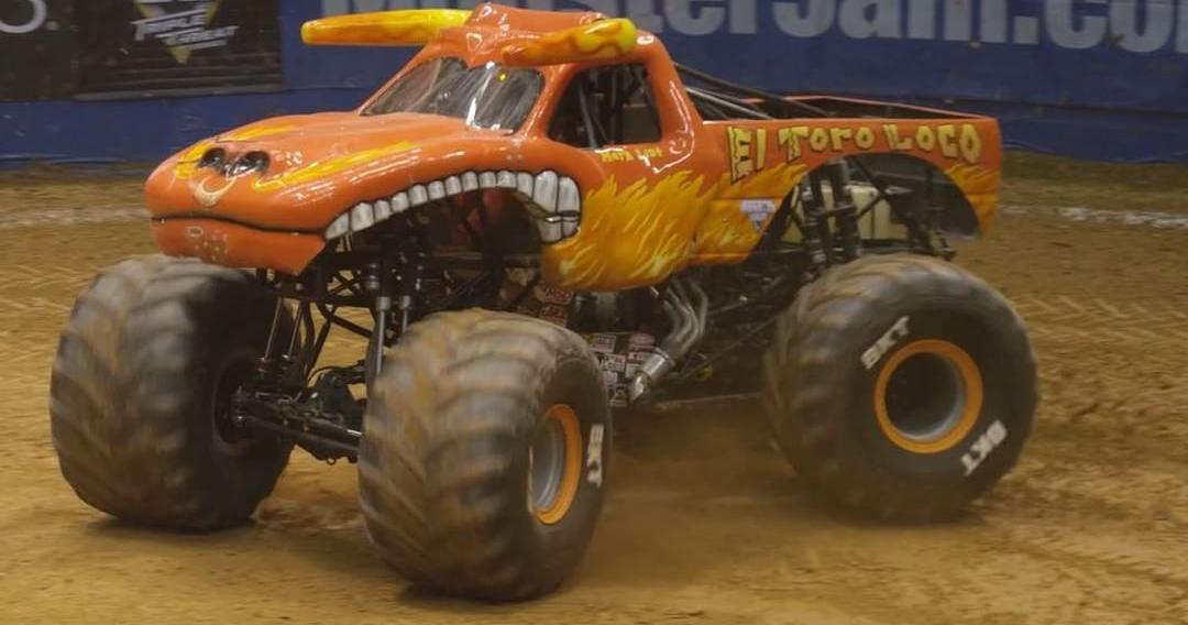 WATCH THIS- blowing off some steam @MonsterJam #Friday #MJNE #Contest - sot.ag/79G84