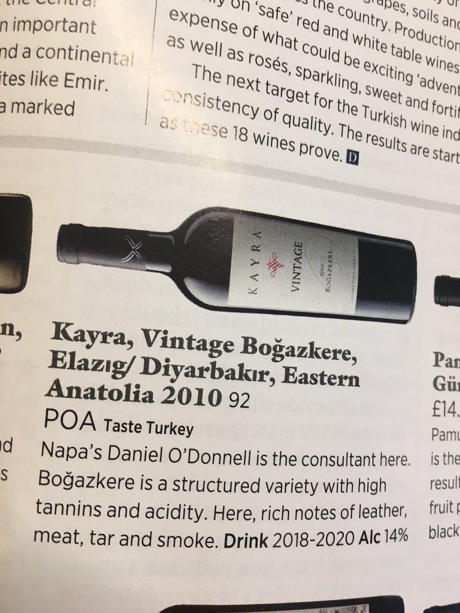 Best Wine With Turkey 2020 Wines of Turkey on Twitter: