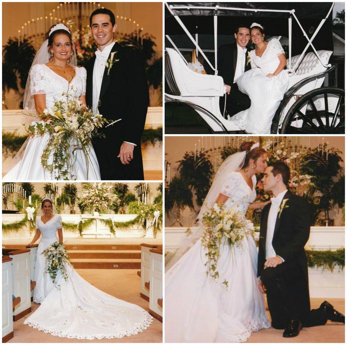 Fairytale weddings, y'all! #SideEffectsO...