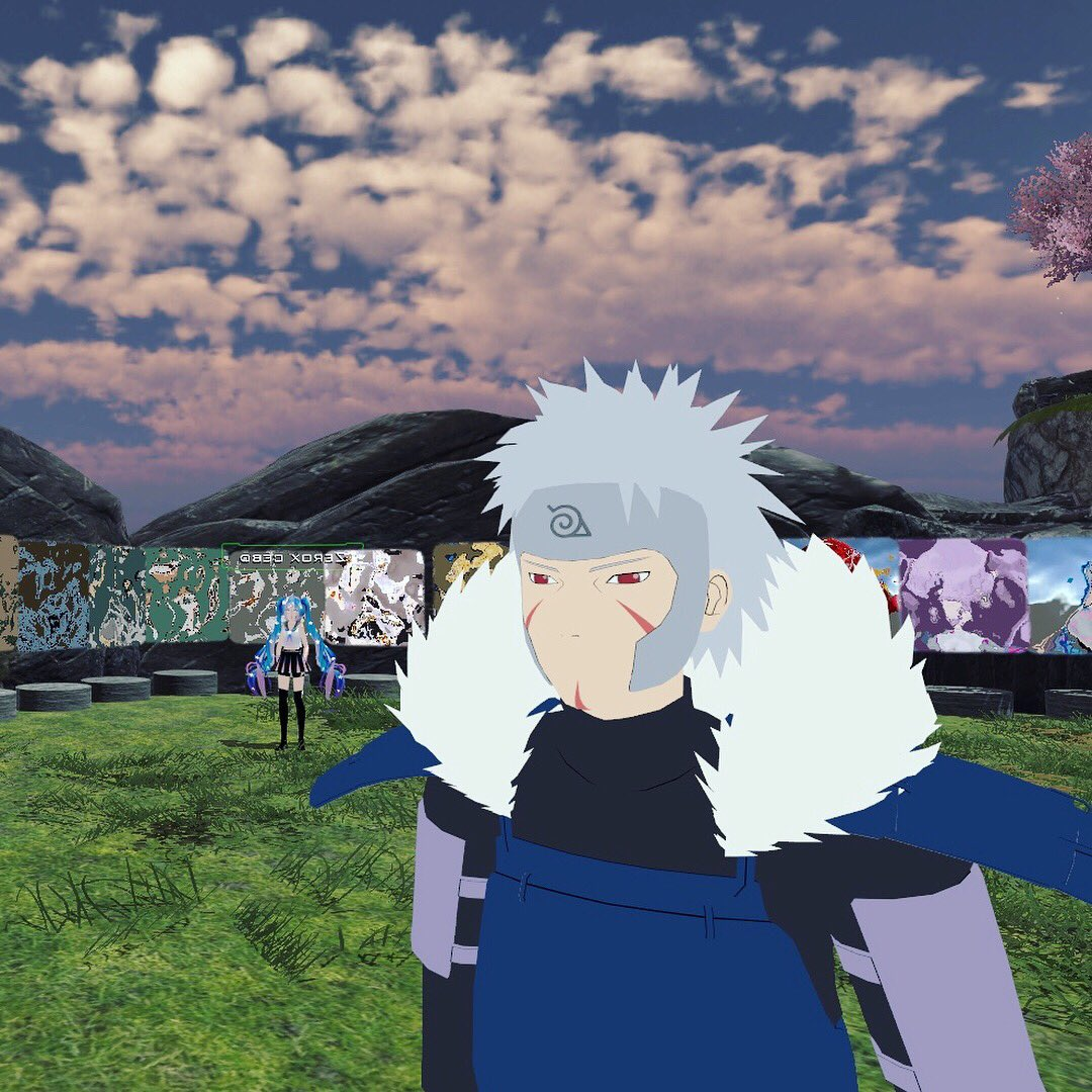 """Ian Lee On Twitter: """"Went Avatar Hunting In Vrchat, Was"""