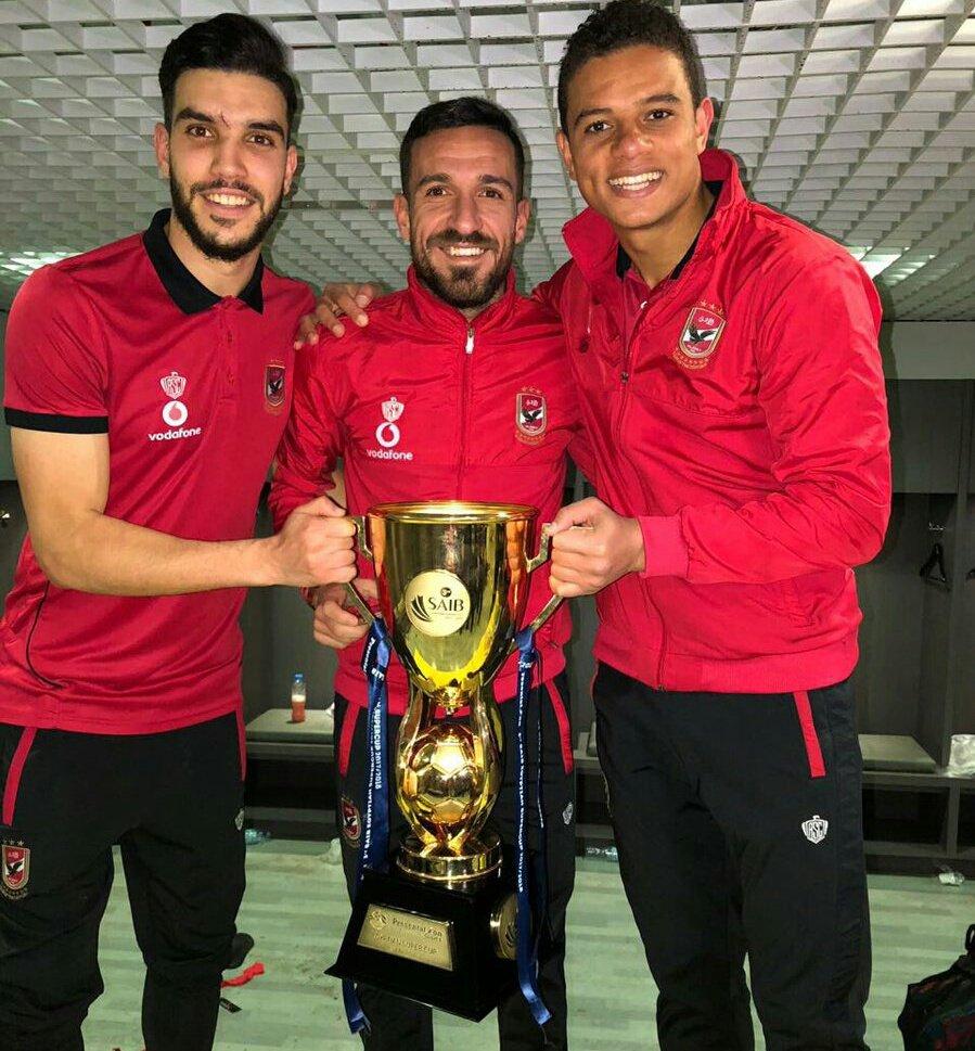 RT @youssefelsayedo: منتخب مصر  منتخب تونس منتخب المغرب  في صورة 😂😂 #السوبر_المصري https://t.co/oCKOB1sM27