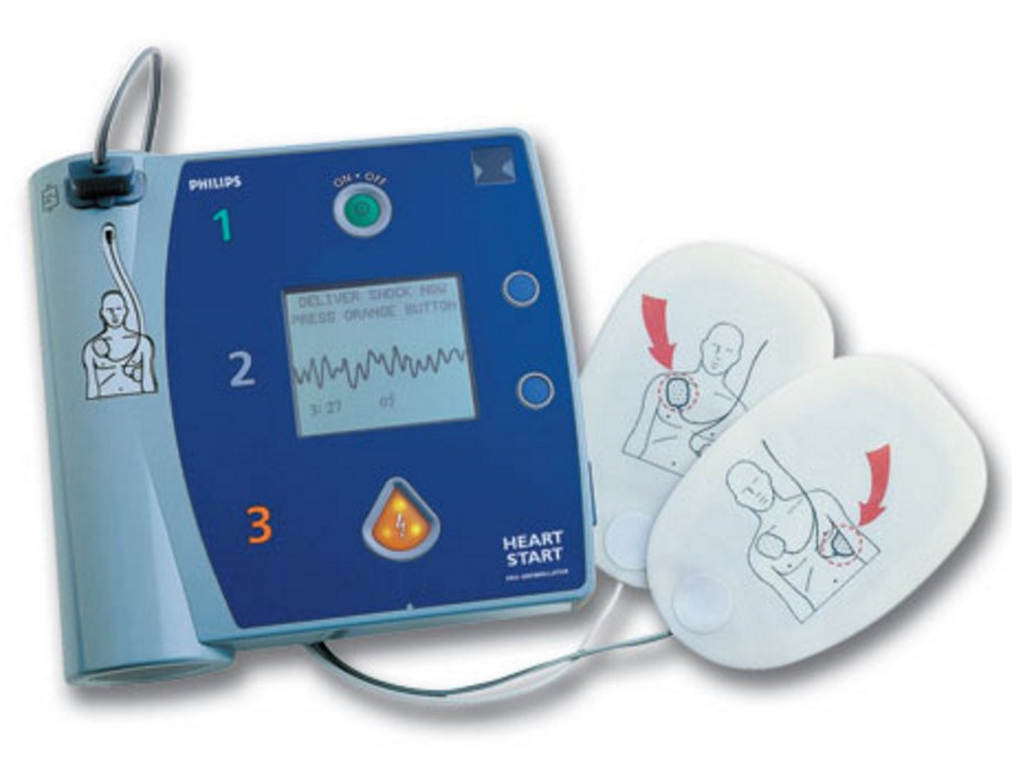 An AED is used to produce an electrical shock to the heart when someone goes into sudden cardiac arrest. An AED shock can return an SCA victims heart back to a normal beating rhythm. #SciParty <br>http://pic.twitter.com/P0RcYq3lVM