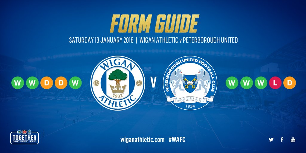 Wigan athletic on twitter: