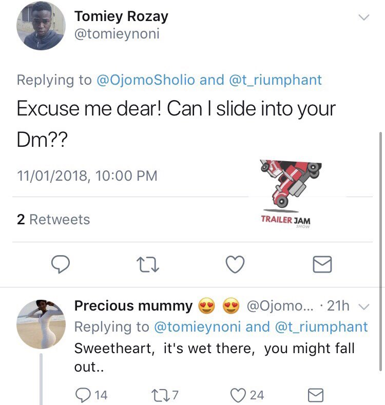 RT @TrailerJamShow: This app will leave you speechless🚨🚨😭😭⚡️⚡️🔥🔥 #TrailerJamShow https://t.co/AToyBCvEbB