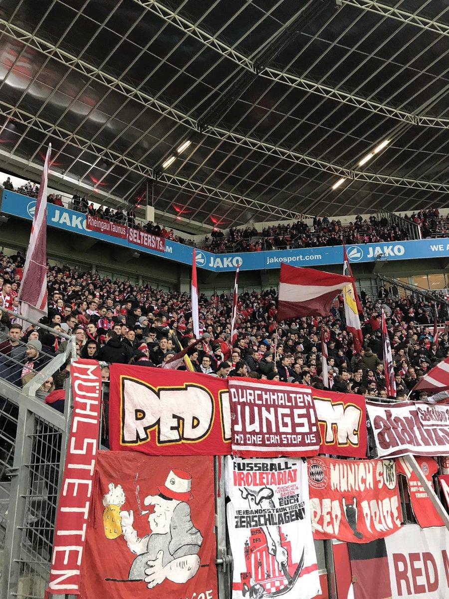 RT @FCBayern_FB: Noch 30 Minuten bis zum Anpfiff in Leverkusen! Auf geht's Bayern! 👏🏼 #B04FCB #Bundesliga #packmas https://t.co/QkPMDZCbtn