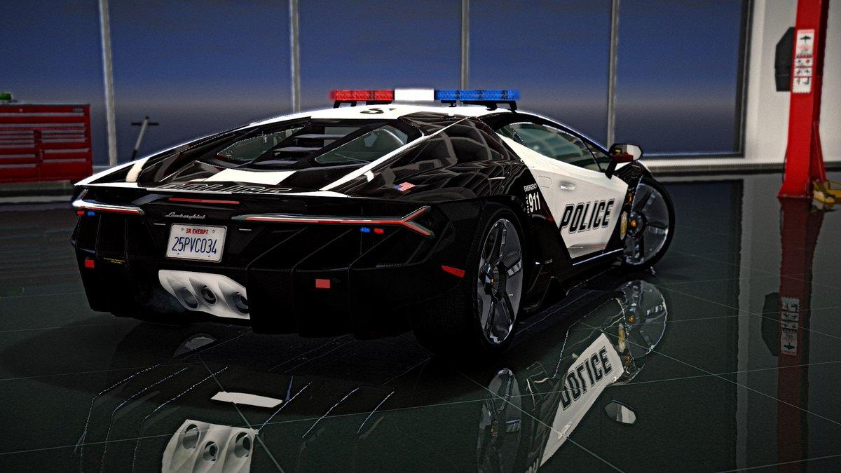 Mroxplay On Twitter Lamborghini Centenario Lp770 4 Police