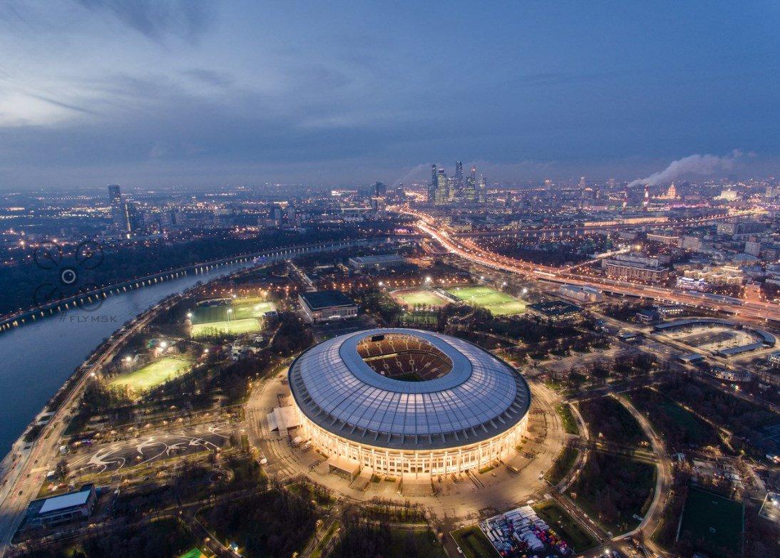 стадион лужники после реконструкции фото высокую популярность