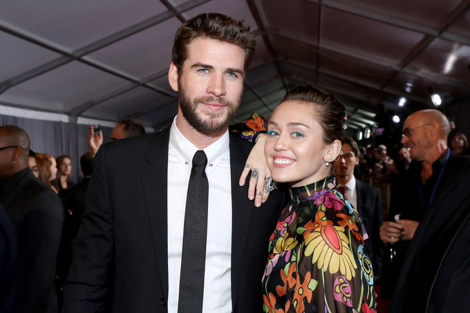 Miley Cyrus Is Getting Sappy for Liam Hemsworth\s Birthday