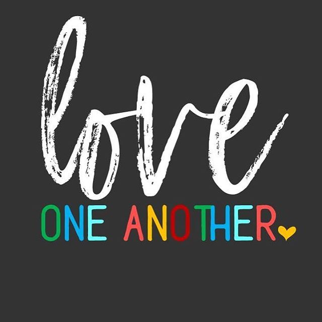 Love One Another Quotes Interesting Httpspbs.twimgmediadtxwxqnvwaapnbi