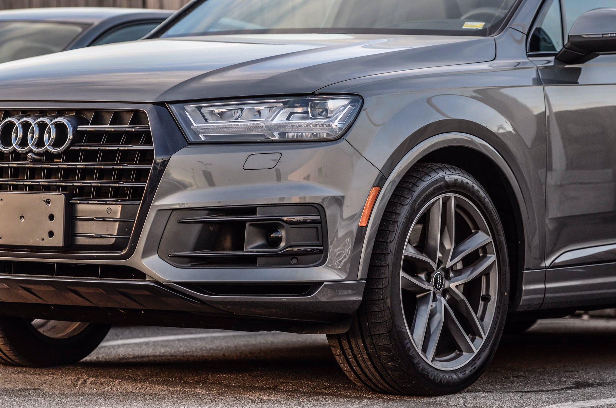 Kansas City Audi On Twitter Quot Samurai Grey Q7 Audi Sport