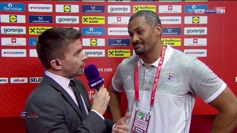 Didier Dinart au micro de beIN SPORTS :