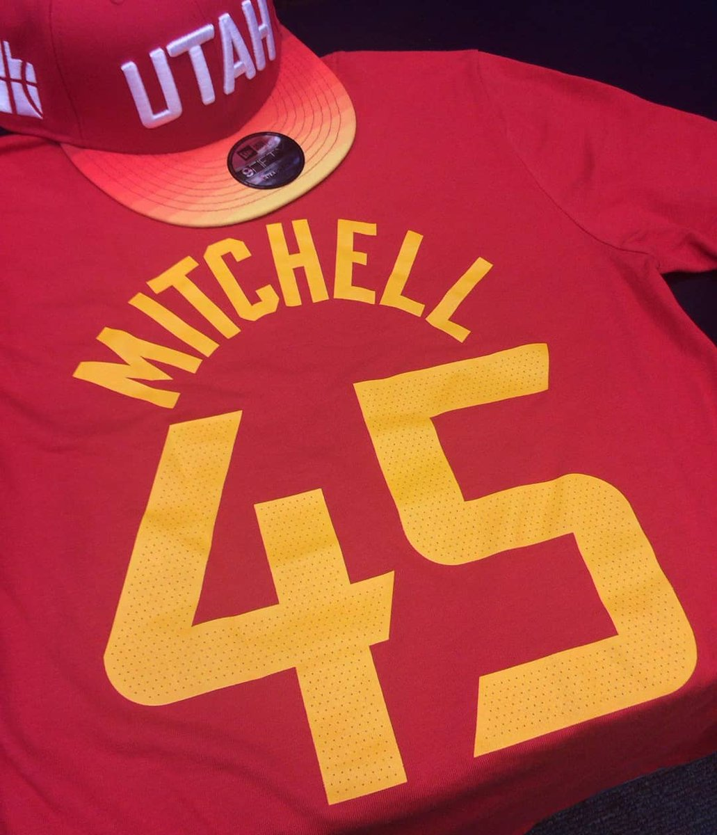 new arrival a7ef1 822d5 Donovan Mitchell on Twitter: