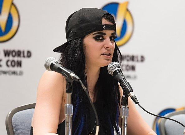 Bleacher Report WWE's photo on Paige