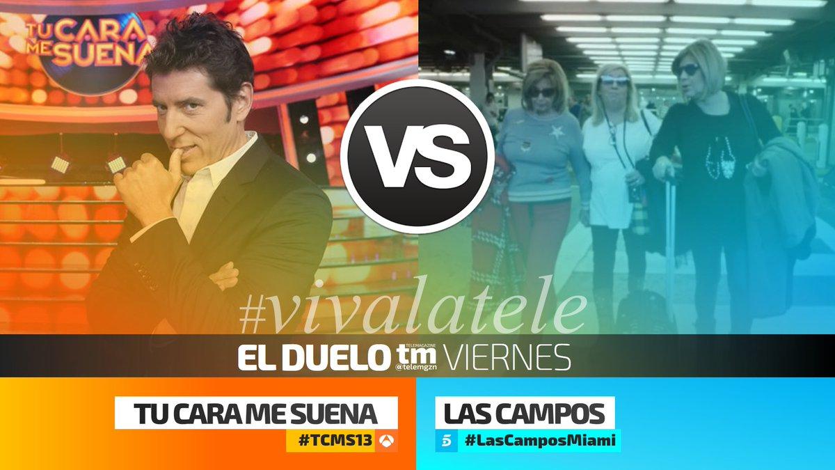 EL DUELO | ¿Qué ves esta noche en TV?  R...