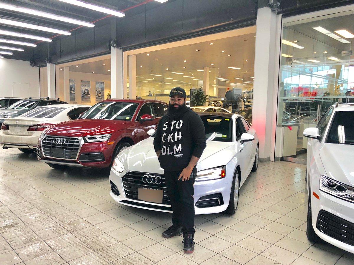 Audi Brooklyn On Twitter Congratulations Mr Duvall On The - Audi brooklyn