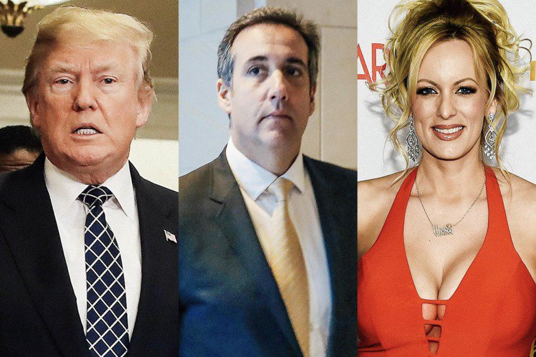 Report: Trump lawyer paid $130K just before '16 election for silence of porn actress https://t.co/GIrcAPXM6w