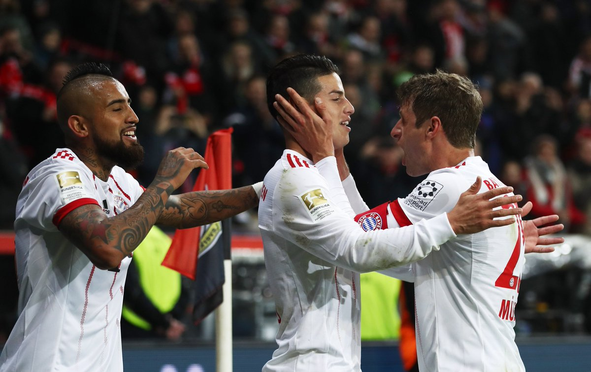 Chấm điểm kết quả Leverkusen 1-3 Bayern München