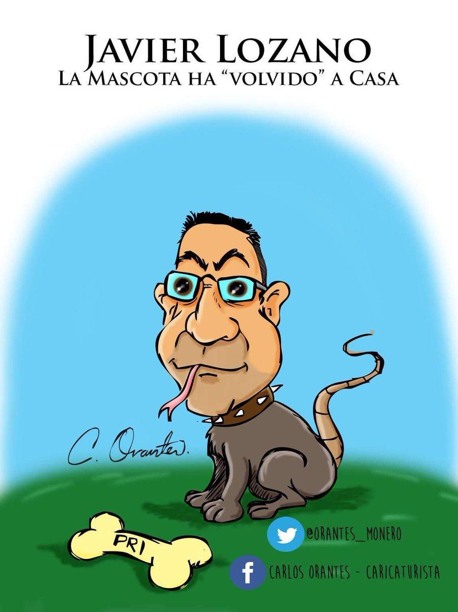 El cartón de hoy. #JavierLozano #LozanoT...
