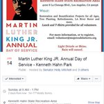 Honor the legacy of Rev. Dr. Martin Luther King, Jr. with a day of service at the Kenneth Hahn State Recreational Area this Sunday, Jan. 14th at 8am. See event link for details. https://t.co/QUVaBEgENf  #IHaveADream #lacodpss #LACounty