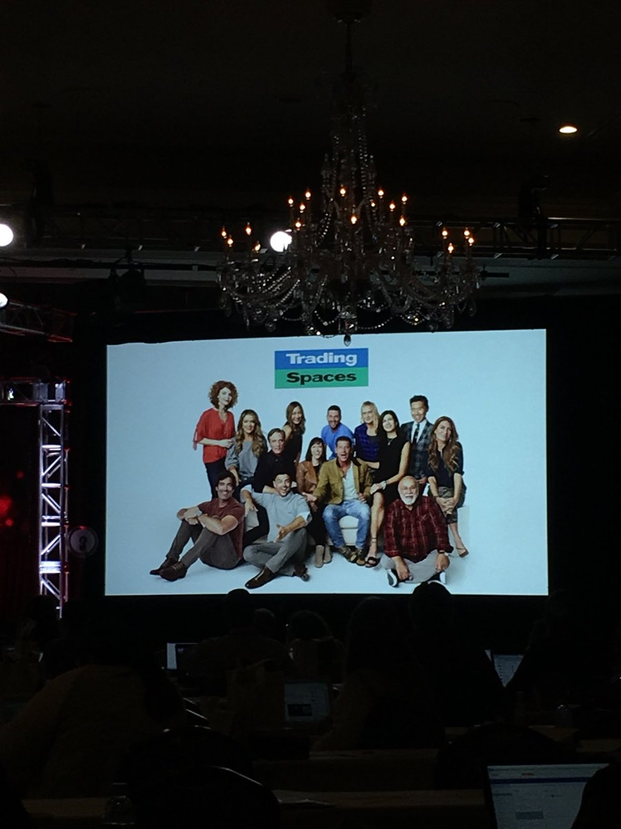 RT @TLC: Say hello to the #TradingSpaces cast at #TCA2018! https://t.co/HG0SQv8Nr6