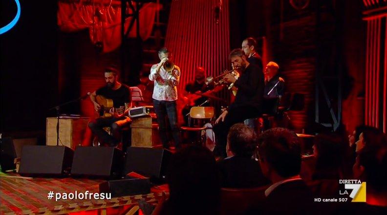 Paolo Fresu e la #propagandaorkestra  #p...