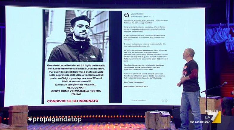 QUESTO è Luca Boldrini! (Che però si chi...