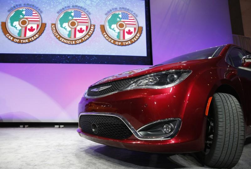 Reuters Top News's photo on Fiat Chrysler