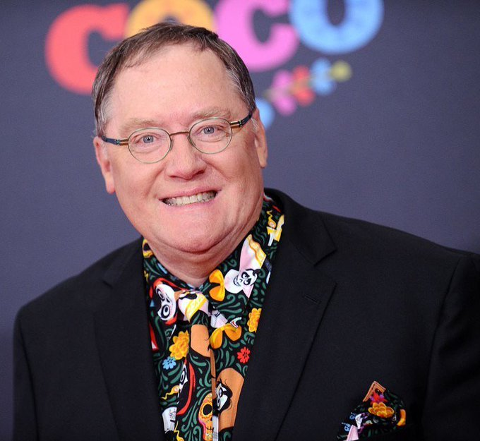 Happy Birthday to the man behind Toy Story, A Bug\s Life, and Cars, John Lasseter! You did a lot of my favourites!