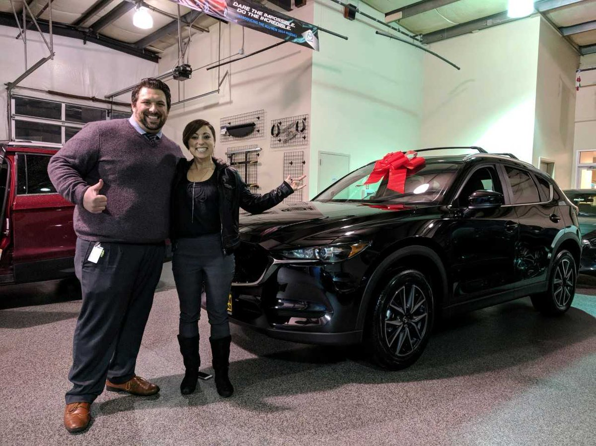 rentonmazda on twitter breeze dahlberg was one happy customer after coming into walker s renton mazda this week for her 2018 mazda cx5 wrx cx5 https t co cnpjfvfo4w twitter