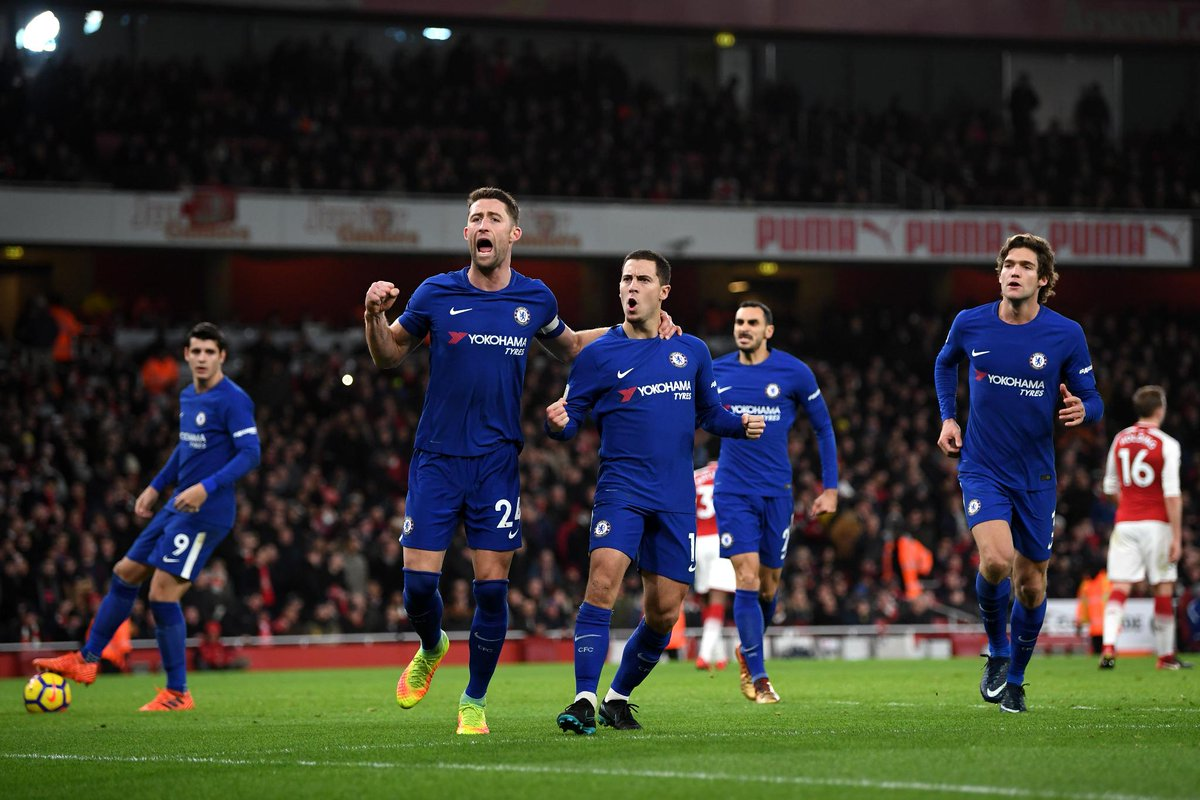 WWWWWWW  @ChelseaFC have won their last 7 straight home #PL matches, conceding just 3 with 5 clean sheets    #CHELEI https://t.co/ZfoqlKRDOC