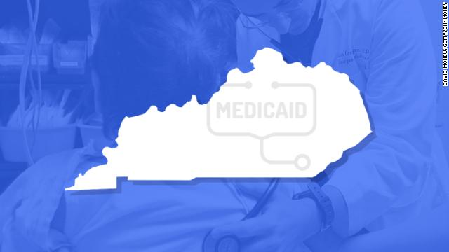 Kentucky becomes the first state to require many of its Medicaid recipients to work. https://t.co/IG9bit3EJZ https://t.co/RD8le0twcB