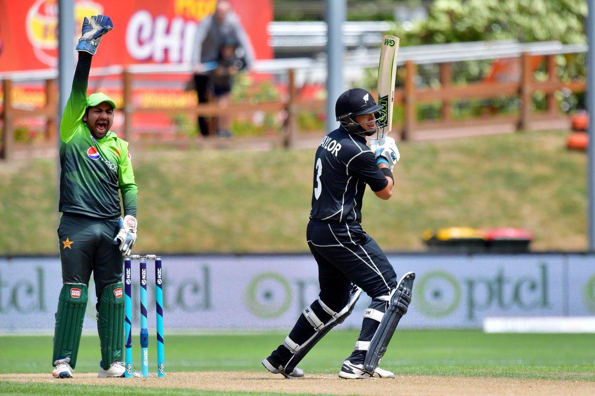 NZ vs PAK 2018, 3rd ODI: New Zealad Seal Series With Thumping 183-Run Win