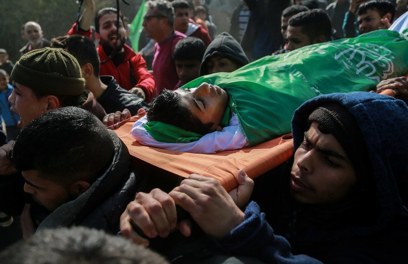 RT @intifada: Israel has already killed three Palestinian children in 2018 https://t.co/CgYIYQYFp9 https://t.co/7UCbw7EQc0