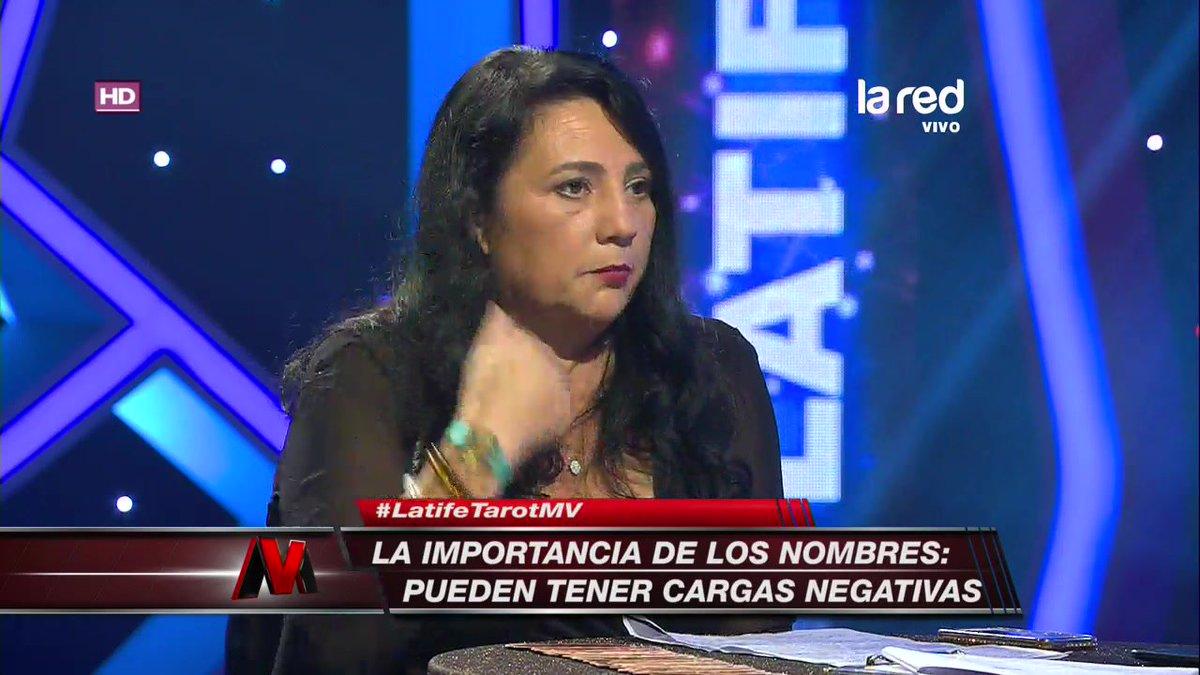 """Latife Soto: """"La repetición de nombres e..."""