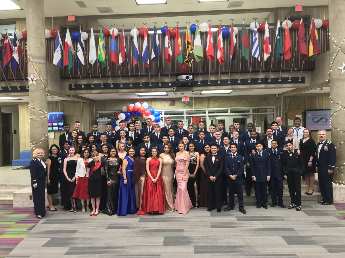 Arlington Career Center >> Aps Career Center On Twitter Afjrotc Military Ball 2018
