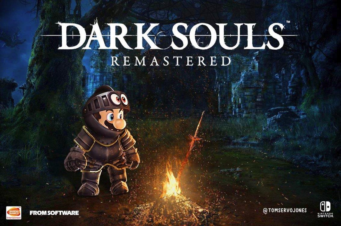 Nintendeal's photo on Dark Souls