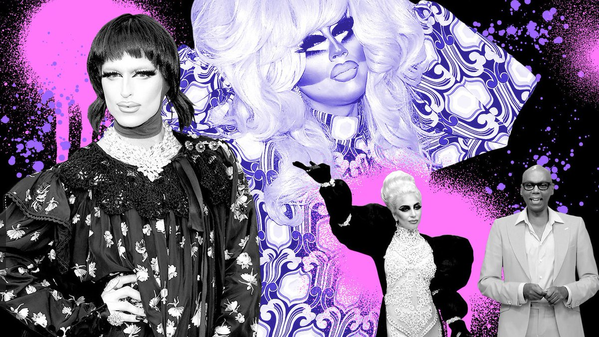 17 ways drag sashayed into pop culture i...