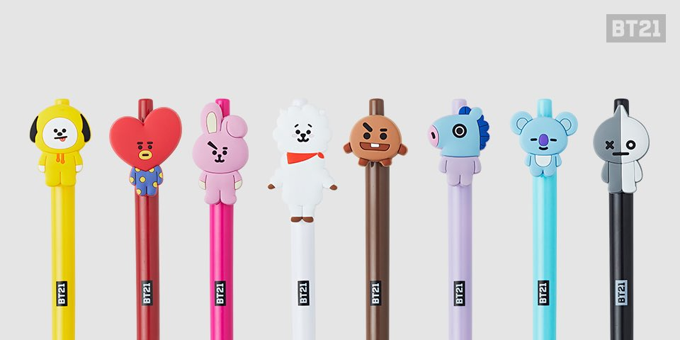 I'm so~~~~ getting these!!! 😍 #BT21 #musthave #Com…
