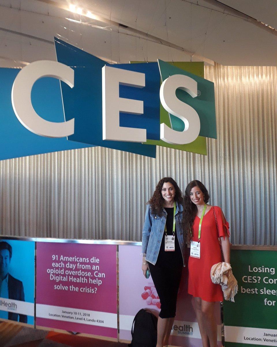 Victoria Alonsoperez's photo on #CES2018