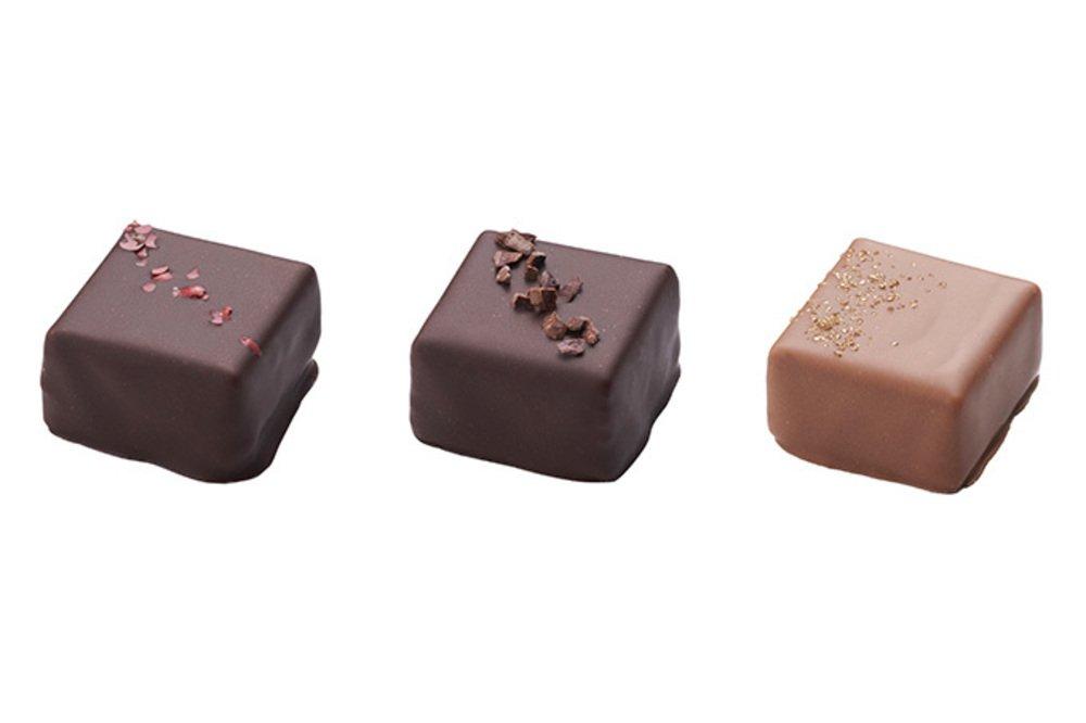ヴィタメールの新作チョコ「パヴェ・ド・ヴィタメール」紅茶やコーヒーなど6種のフレーバー - https://t.co/YNbYrQ5wNV